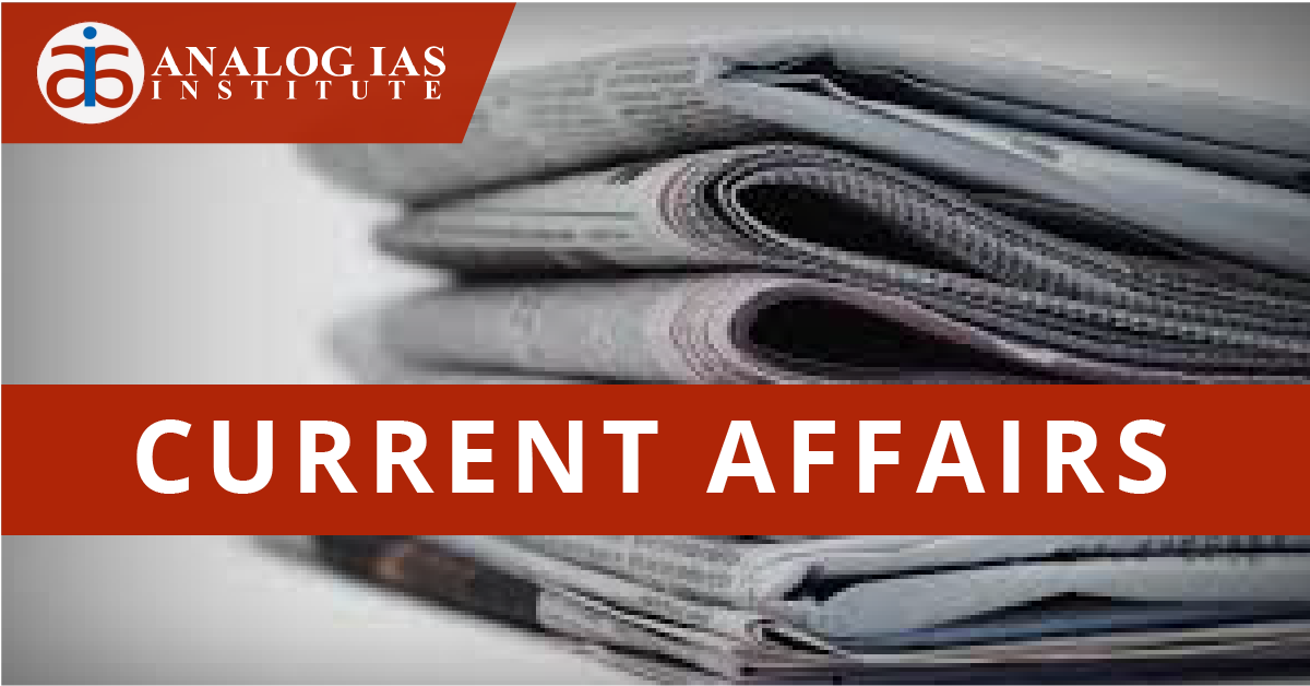 Daily Current Affairs Quiz test papers