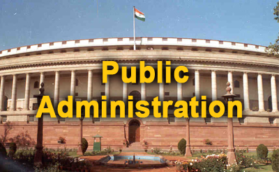 Public Administration(Optional)
