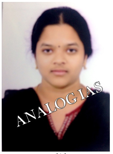 Analog IAS Top Ranker K PRAVALIKA